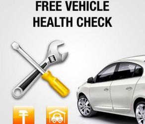 FREE Visual Health Check